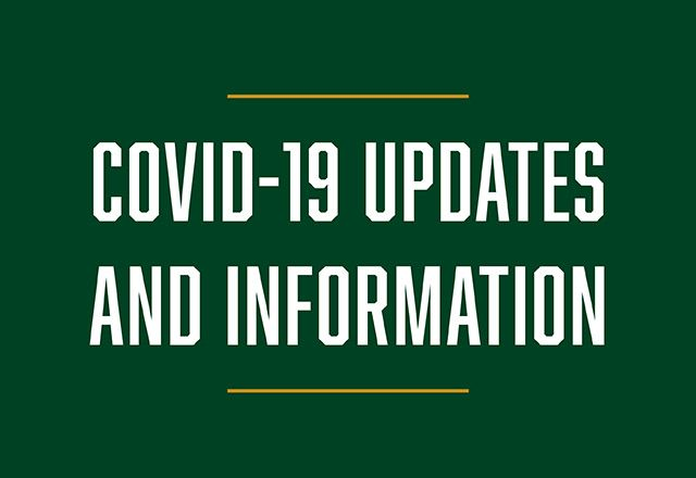 COVID-19 Updates and Information