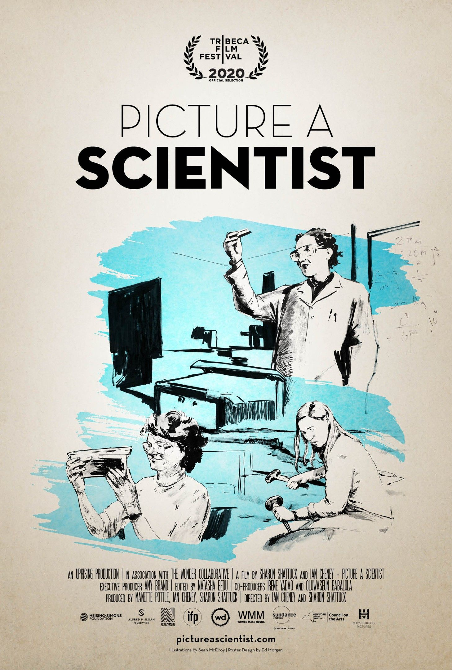 Movie poster of Picture a Scientist