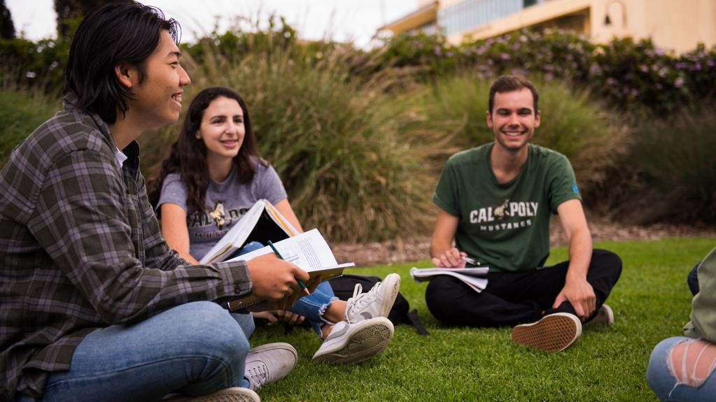 Cal Poly Students